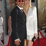 Gwyneth Paltrow and Scarlett Johansson both wear white Armani to LA premiere of Iron Man 2 59629