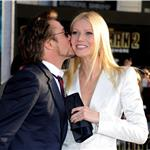 Gwyneth Paltrow and Scarlett Johansson both wear white Armani to LA premiere of Iron Man 2 59640