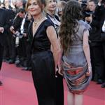 Isabelle Huppert at the screening of 'The Tree of Life' presented at the 64th Cannes Film Festival 111647