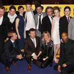 Iwan Rheon and cast at the Wild Bill premiere in London 109383