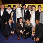 Iwan Rheon and cast at the Wild Bill premiere in London 109384