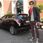 Robert Sheehan arrives at the Taormina Film Festival 90249