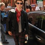 Robert Sheehan arrives at the Taormina Film Festival 90252