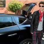 Robert Sheehan arrives at the Taormina Film Festival 90253