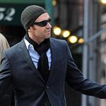 Hugh Jackman spends Christmas Day with family in New York  101409