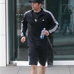 Hugh Jackman goes running on his final day as Sexiest Man Alive 50808