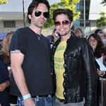 Jackson Rathbone visits Eclipse premiere line with Billy Burke  63976