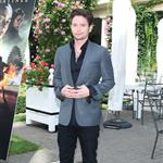 Jackson Rathbone in Paris promoting Last Airbender 64819