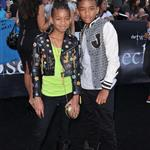 Jaden and Willow Smith at Eclipse premiere 64083
