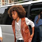 Jaden Smith leaves BBC studios in London  65241