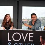 Anne Hathaway and Jake Gyllenhaal in Sydney to promote Love & Other Drugs  74255