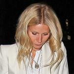 Gwyneth Paltrow attending a private party in NYC 112492