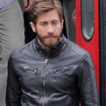 Jake Gyllenhaal on the set of An Enemy in Toronto 115823