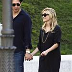 Reese Witherspoon and Jake Gyllenhaal sightseeing in Madrid 34799