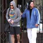 Jake Gyllenhaal leaves Karate class in Los Angeles  85105