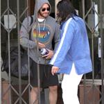Jake Gyllenhaal leaves Karate class in Los Angeles  85110