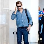 Jake Gyllenhaal arrives in LA 71920