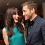 Jake Gyllenhaal and Michelle Monaghan at Source Code NY screening 82430