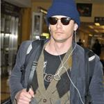 James Franco arrives in DC for speaking engagement  82469