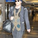 James Franco arrives in DC for speaking engagement  82470
