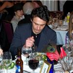 James Franco at speaking engagement in DC 82471