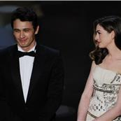 James Franco Anne Hathaway host Oscars  80530