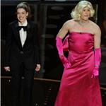 James Franco Anne Hathaway host the 83rd Academy Awards  89599