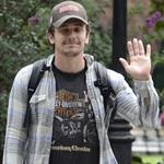 James Franco out in New York City 124351