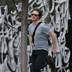 James McAvoy on the set of The Disappearance of Eleanor Rigby 120852