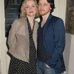 James McAvoy supports Anne-Marie Duff at Cause Celebre press night 82272