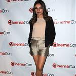Mila Kunis at a presentation of Oz: The Great and Powerful at The Colosseum at Caesars Palace during CinemaCon 112292