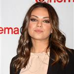 Mila Kunis at a presentation of Oz: The Great and Powerful at The Colosseum at Caesars Palace during CinemaCon 112295