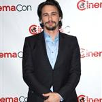 James Franco at a presentation of Oz: The Great and Powerful at The Colosseum at Caesars Palace during CinemaCon 112297