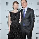 Mia Wasikowska Michael Fassbender at NY screening of Jane Eyre 81141