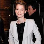Mia Wasikowska at NY screening of Jane Eyre 81147