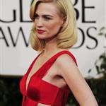 January Jones at the Golden Globes 2011 76952
