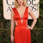 January Jones at the Golden Globes 2011 76955