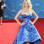 January Jones at Emmy Awards 2010  67884