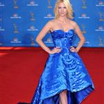 January Jones at Emmy Awards 2010  67886