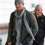 Jensen Ackles at Vancouver airport heading to Toronto for Supernatural convention  96006