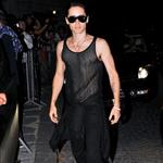 Jared Leto at Paris Fashion Week  95636