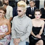 Jared Leto with Jessica Alba at Dior show in Paris  64592
