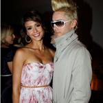 Jared Leto with Jessica Alba at Dior show in Paris  64596