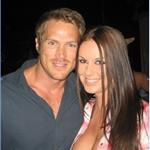Jason Lewis hooks up with same skank who Prince Harry tapped at Cowboys in Calgary 22953
