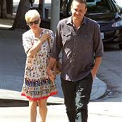 Michelle Williams and Jason Segel's free afternoon while Matilda's at camp  123867