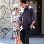 Michelle Williams and Jason Segel's free afternoon while Matilda's at camp  123872