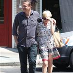 Michelle Williams and Jason Segel's free afternoon while Matilda's at camp  123878