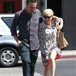 Michelle Williams and Jason Segel's free afternoon while Matilda's at camp  123880