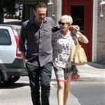 Michelle Williams and Jason Segel's free afternoon while Matilda's at camp  123885
