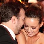 Olivia Wilde and Jason Sudeikis at the 2012 Vanity Fair Oscar Party 107334